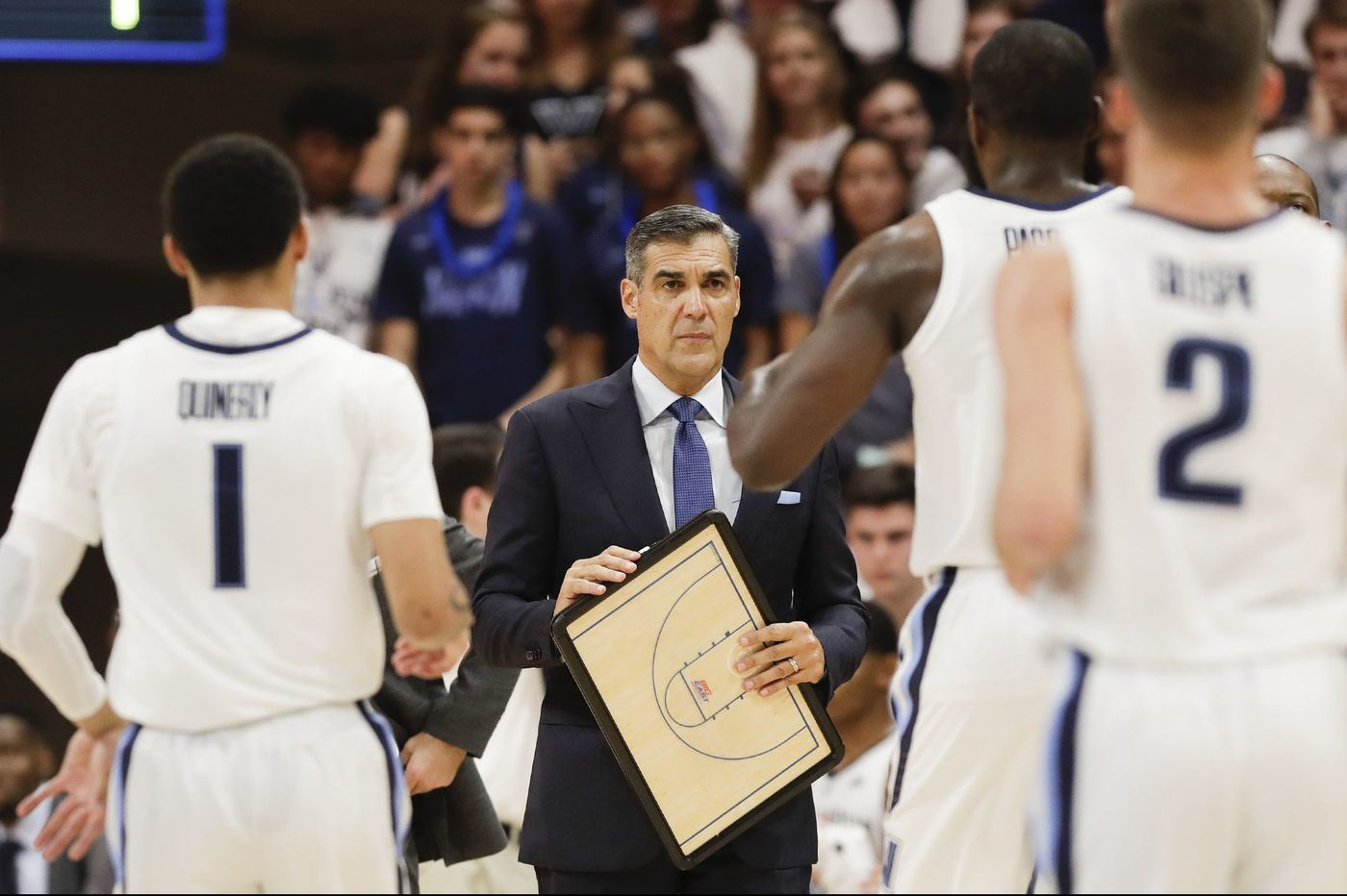 Villanova unveils the new pieces of its basketball puzzle | Mike Jensen