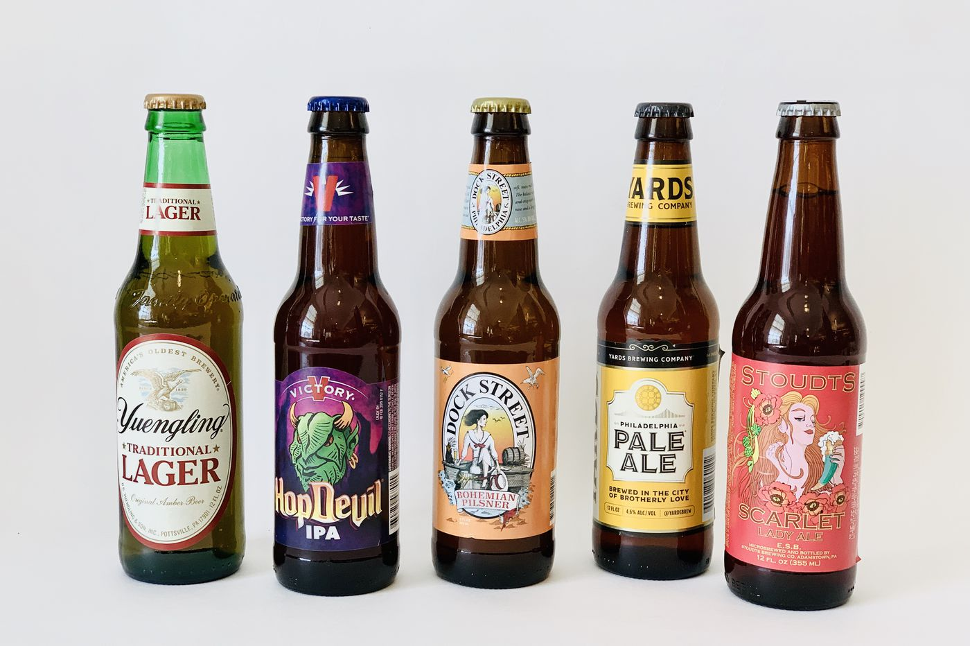 5 classic Philly-area beers you should drink for #FlagshipFebruary