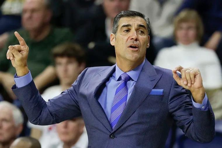 Villanova head coach Jay Wright is an icon in Philadelphia sports.