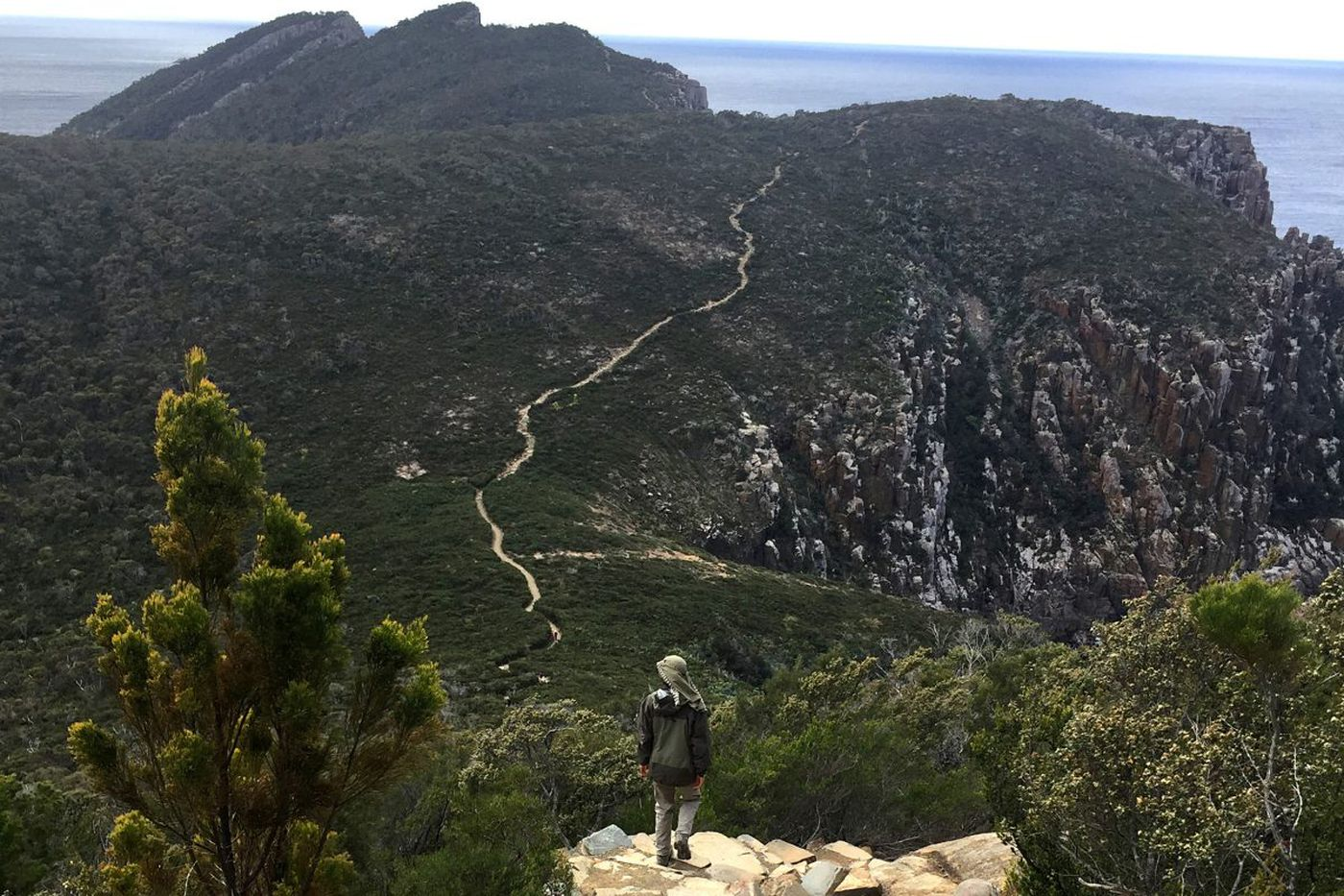 Tasmania's Three Capes trail is spectacular, but at a price