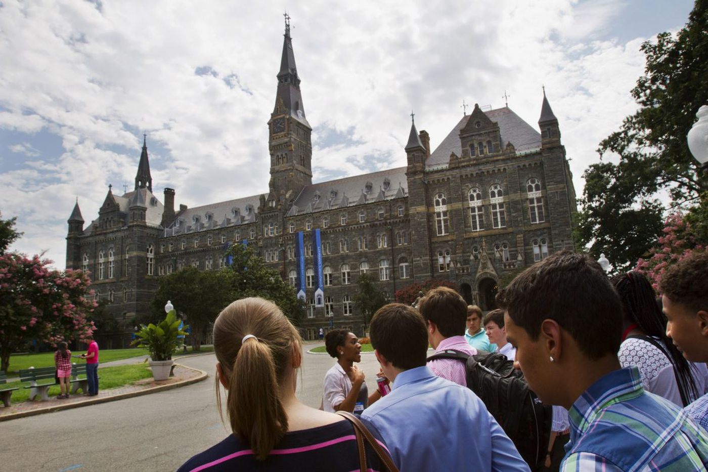 Want to fix America's political divide? Fix our colleges