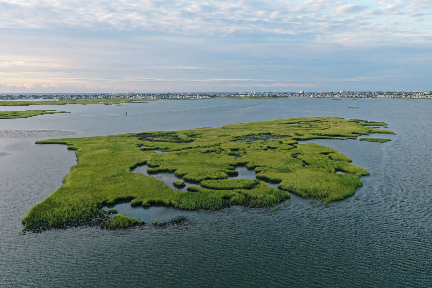 A private island is being sold for $200,000 at the Jersey Shore, and we have so many questions