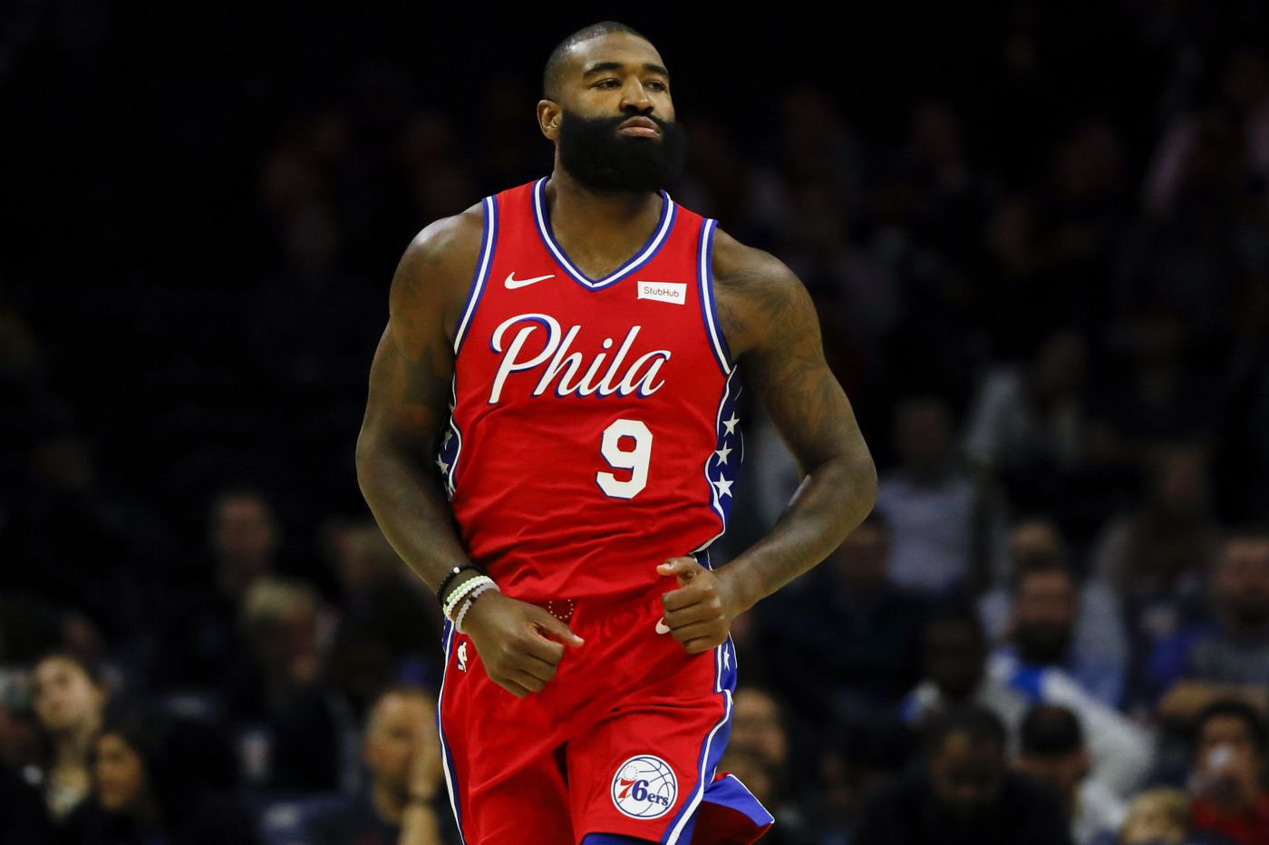 Sixers' Kyle O'Quinn sat out vs. Spurs after missing COVID-19 test