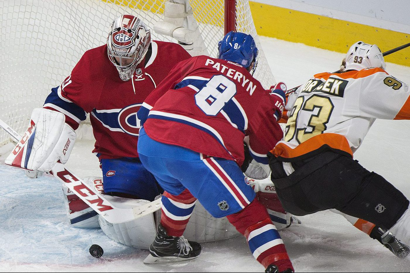 Flyers-Canadiens preview: Montreal without Shea Weber, but with Carey Price