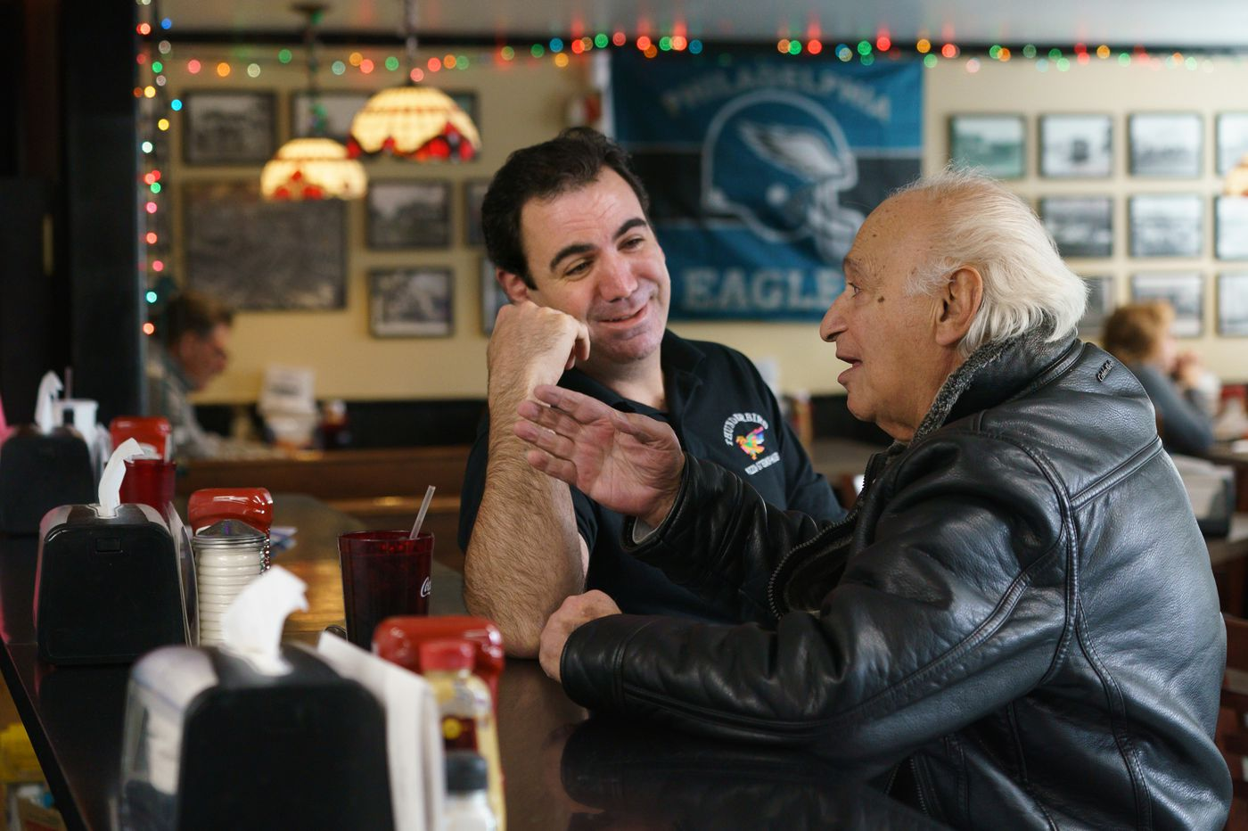 As the Eagles fly, so does Thunderbird, the Delco steak shop that is all fight and heart   Maria Panaritis