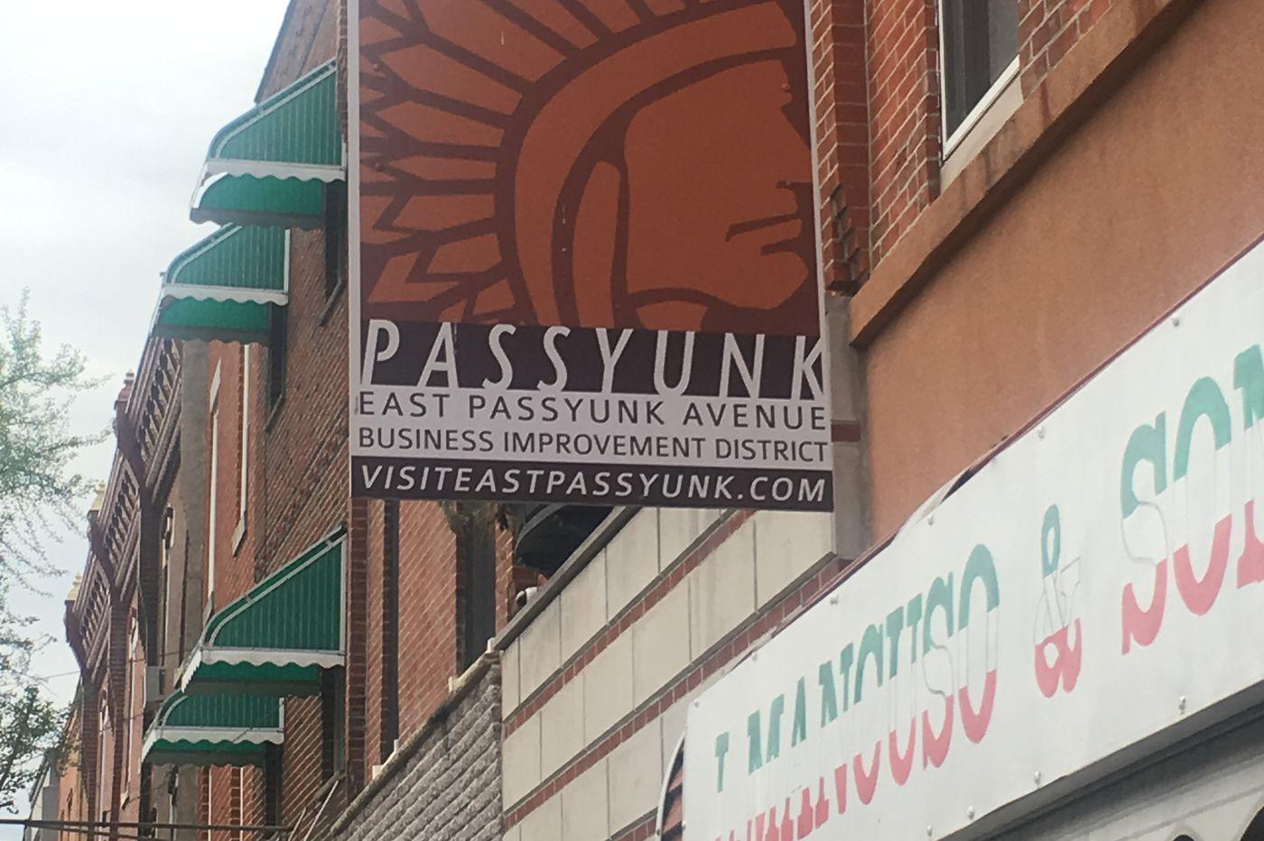 How the East Passyunk logo misrepresents Philadelphia's past   Opinion