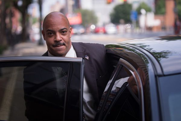 From an early, unexpected prison stay, Seth Williams awaits his fate