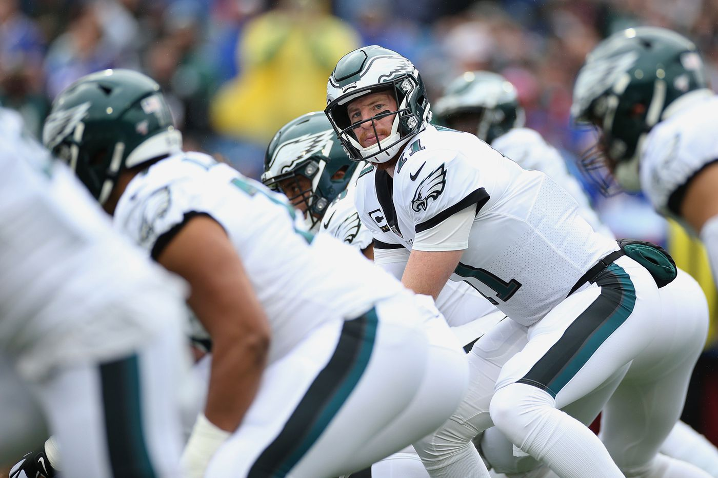 Eagles' run game is nice, but best recipe needs Carson Wentz as main ingredient | Early Birds