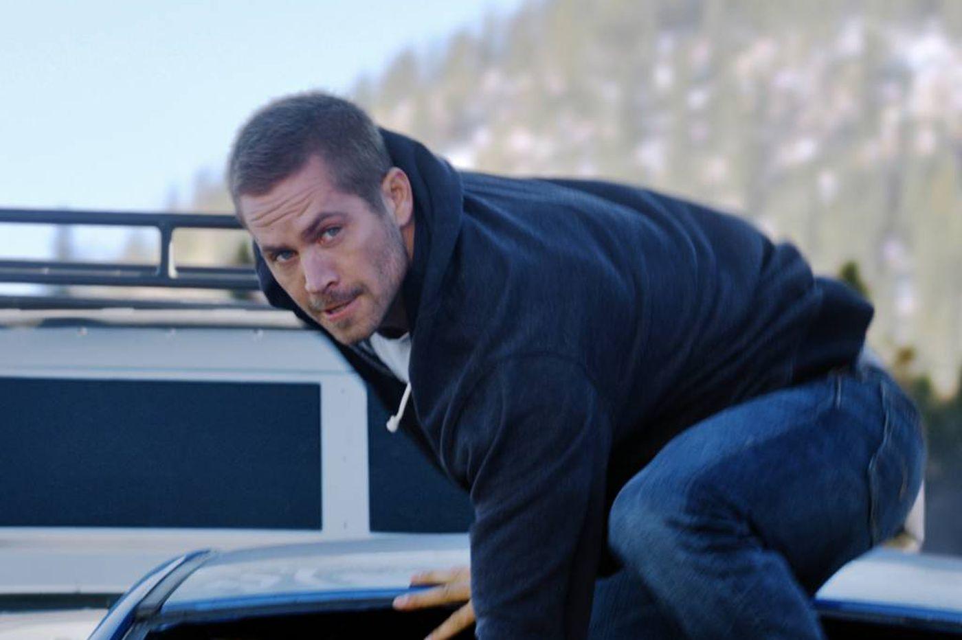 'Furious 7': The best kind of dumb fun
