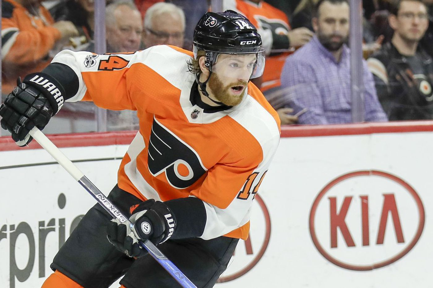 Flyers-Jets preview: Intriguing matchup of top-line centers