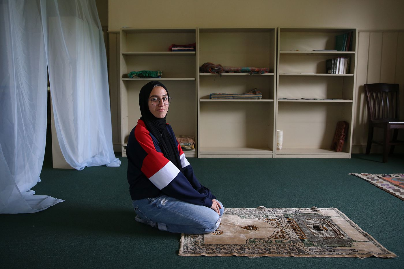 Students at Bucks County school create Muslim prayer space in Quaker meeting house