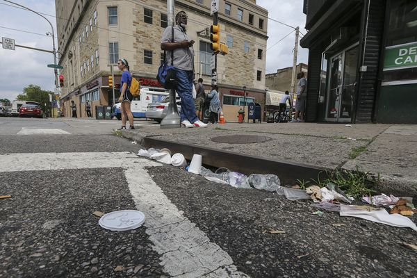 Germantown business owners, frustrated by trash, vote to dismantle the agency that cleaned their streets