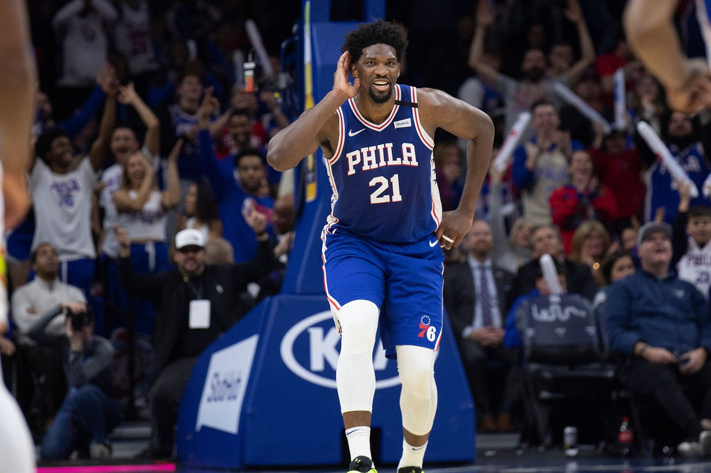 It's Joel Embiid's birthday, so let's dive into his numbers