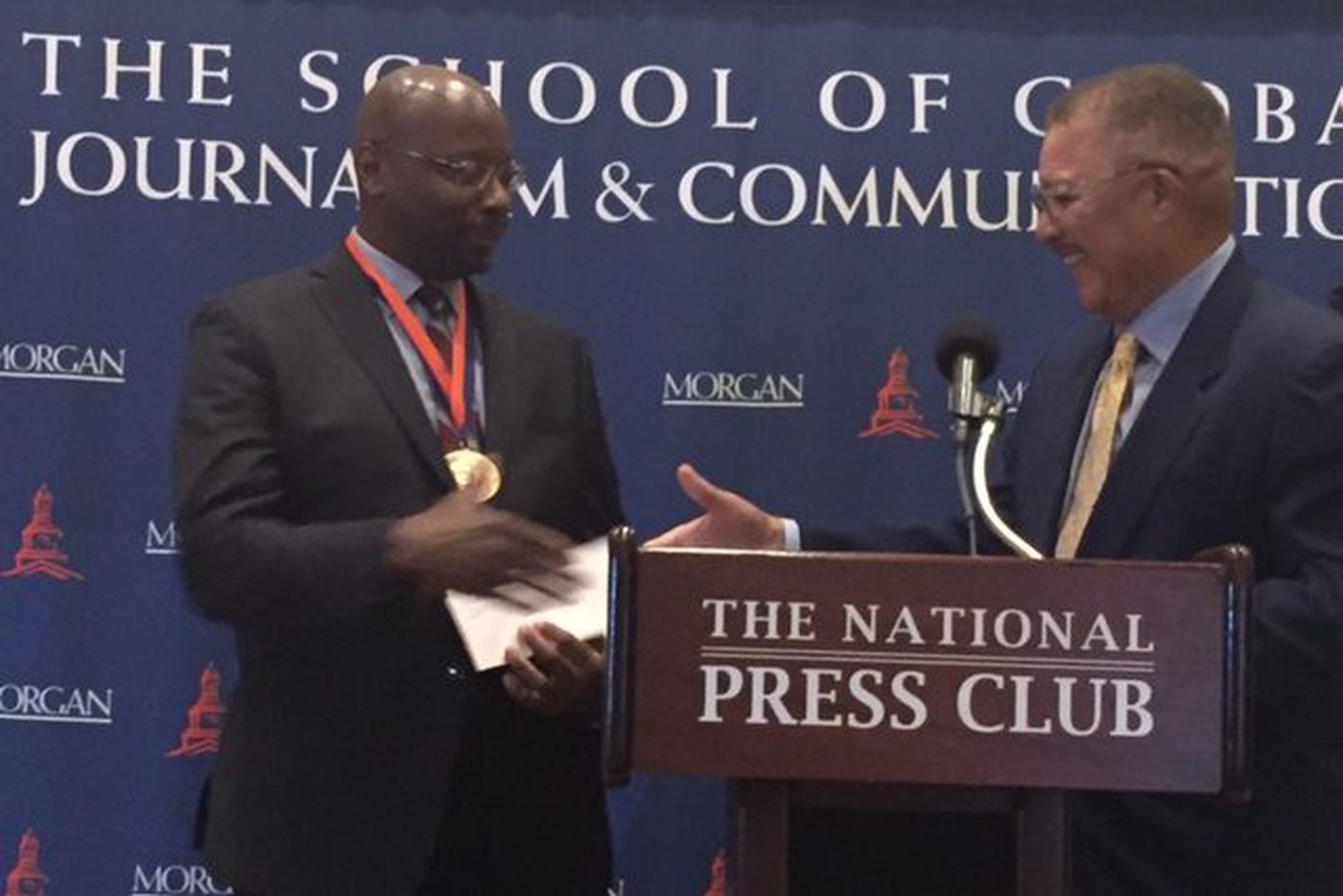 Inquirer and Daily News reporter receives award for distinguished coverage of black life