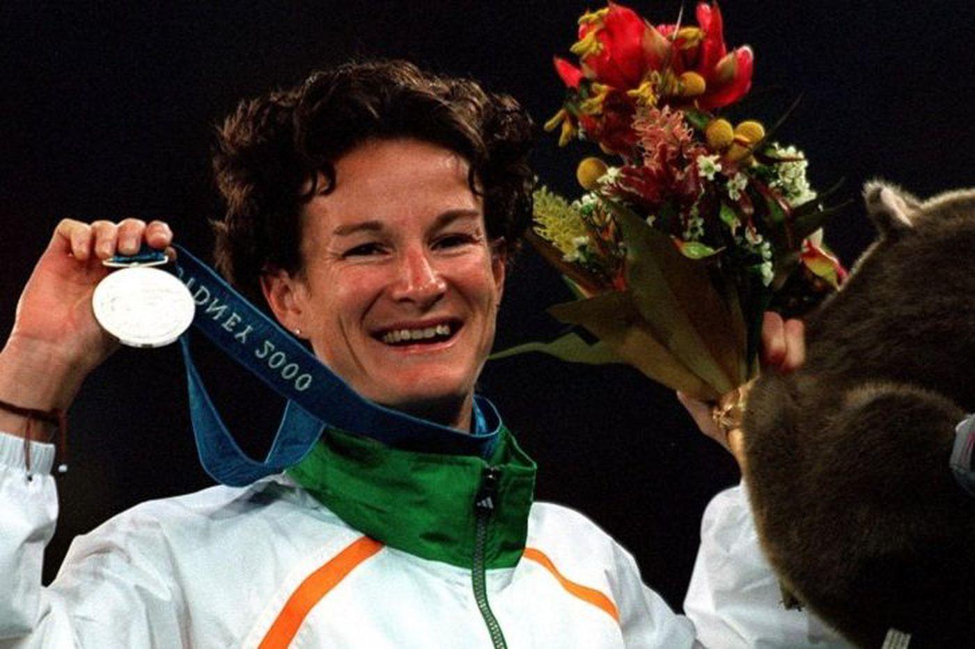Sonia O'Sullivan ran from Villanova to iconic status