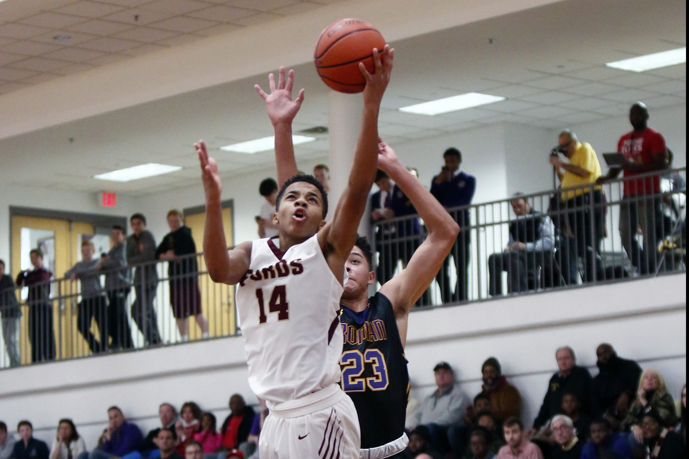 Haverford School guard Jameer Nelson Jr. commits to St. Joseph's, following his father's footsteps