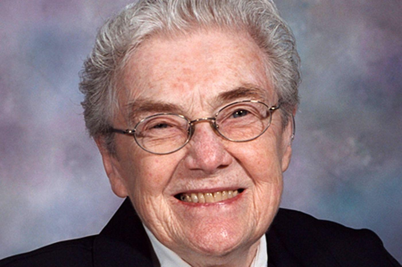 Sister Claudia Cunningham, 88, teacher and volunteer