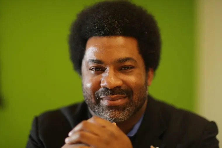 Sharif El-Mekki, a founder of a Philadelphia organization that aims to recruit more black males to teach.