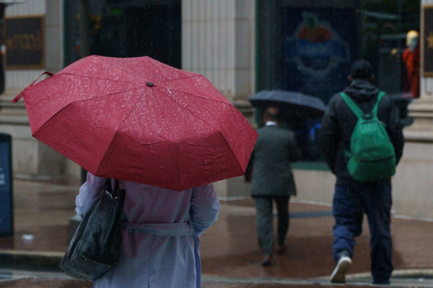 Nor'easter update: Flood watch for Shore; 50 mph-plus gusts, power outages possible