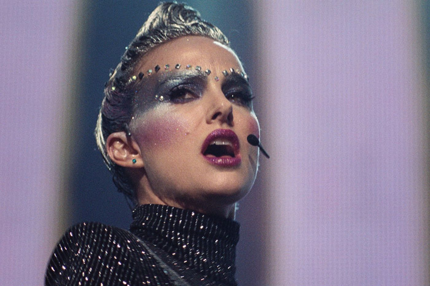 Natalie Portman on the pageantry of evil and playing a pop star in 'Vox Lux'