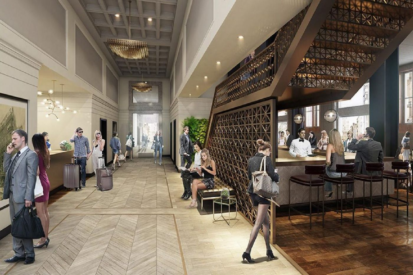 Center City's historic Stephen Girard Building to become hotel under Hilton's Canopy brand