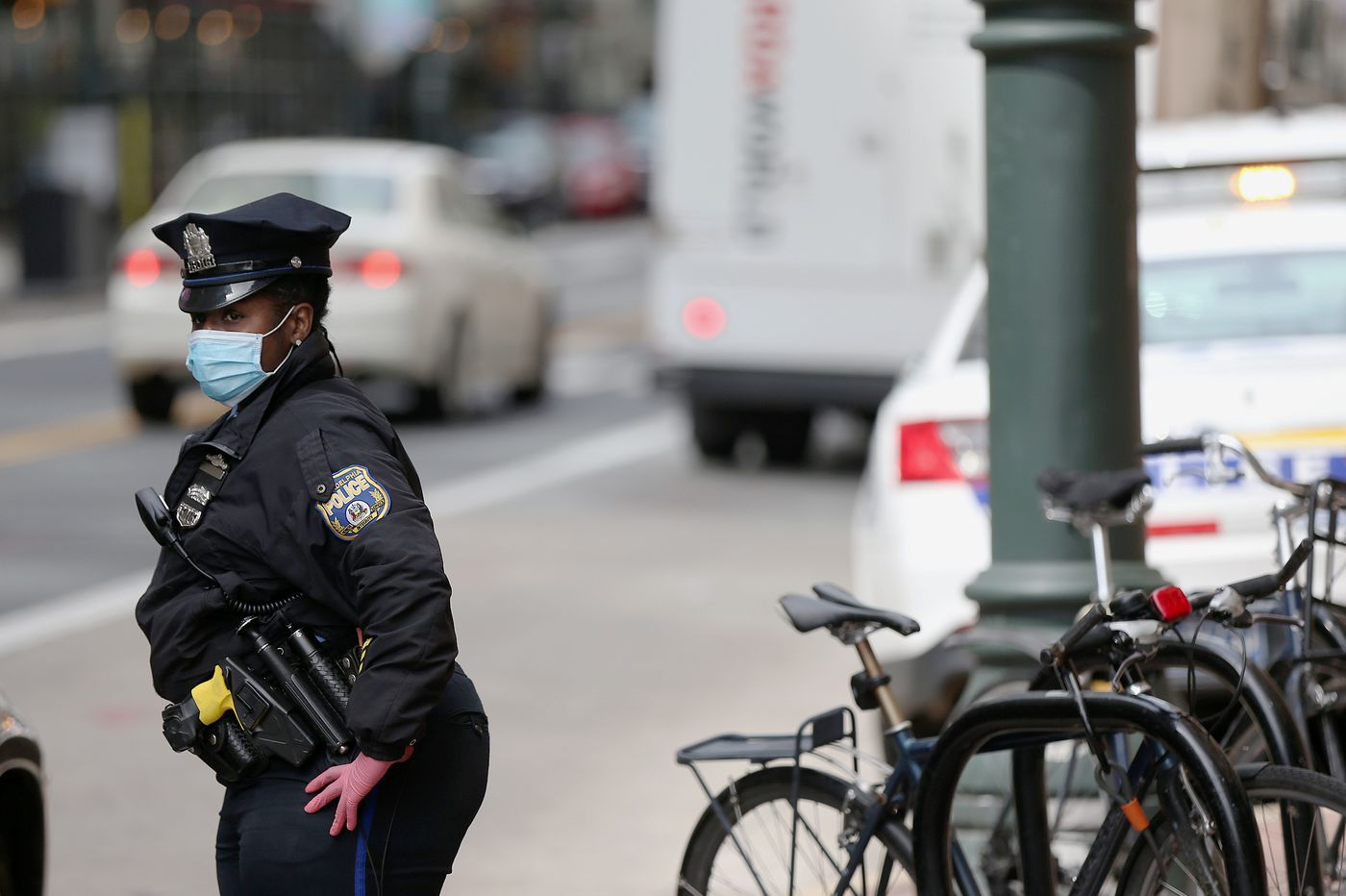 At least 800 Philadelphia police officers may have been exposed to coronavirus, sparking fear and uncertainty