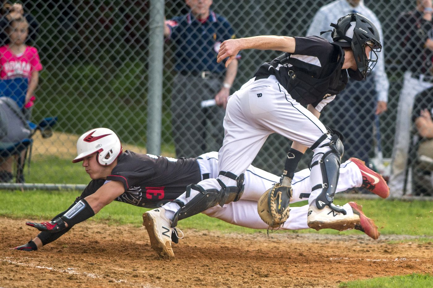 Chris Brown fights back from foot injury to lead Haddonfield baseball team