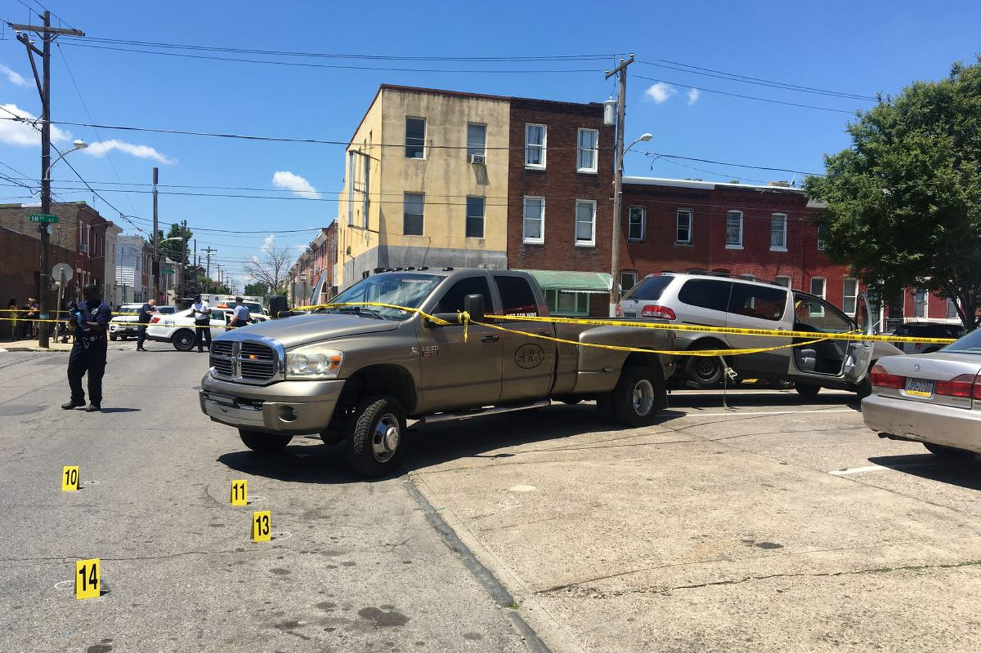 Police: Tow-truck driver kills man during shootout over vehicle repossession