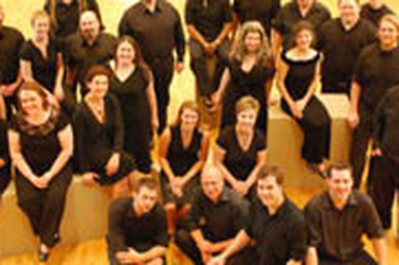 Piffaro, Crossing choir take different routes to seasonal joy