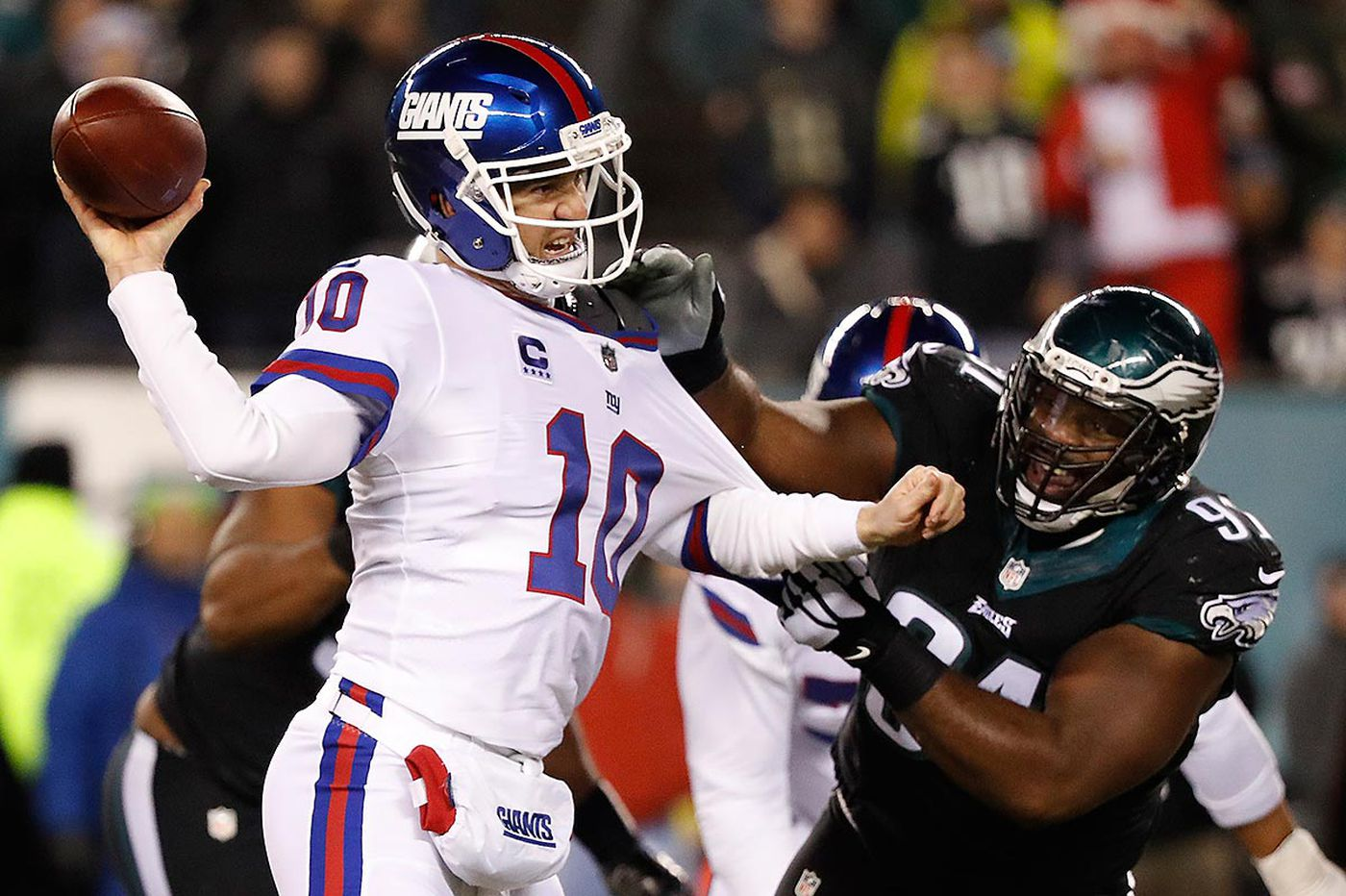 Domo: Pass rush, not corners, is the key for Eagles' defense