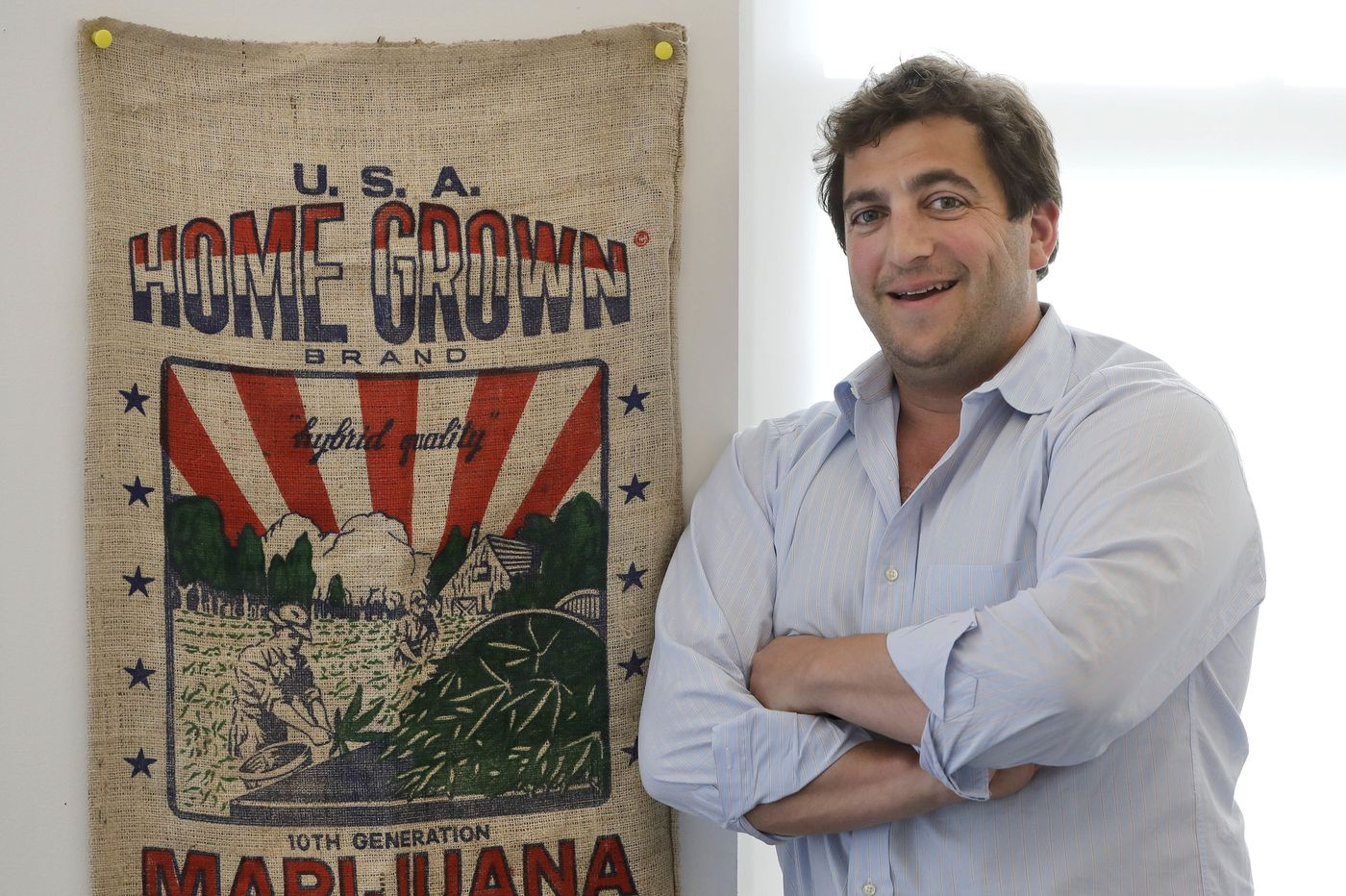 Why marijuana CEO Ben Kovler of GTI is betting big on Pennsylvania and New Jersey
