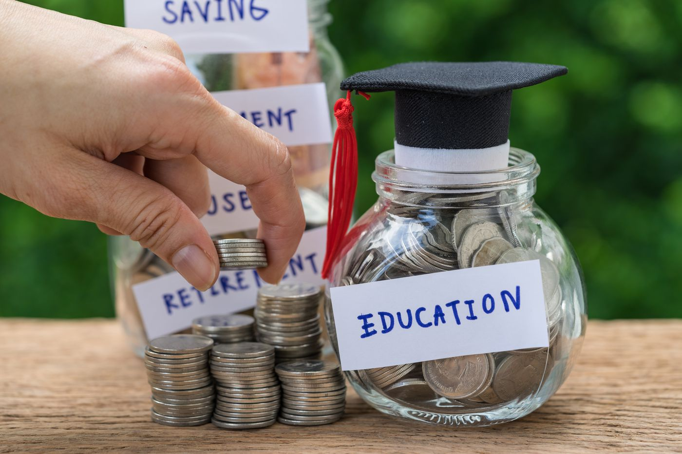 Parents, do you steal your retirement money to pay for college?