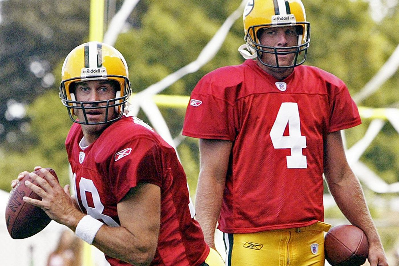 Brett Favre to speak to the Eagles on Saturday morning, ahead of Super Bowl in Minneapolis