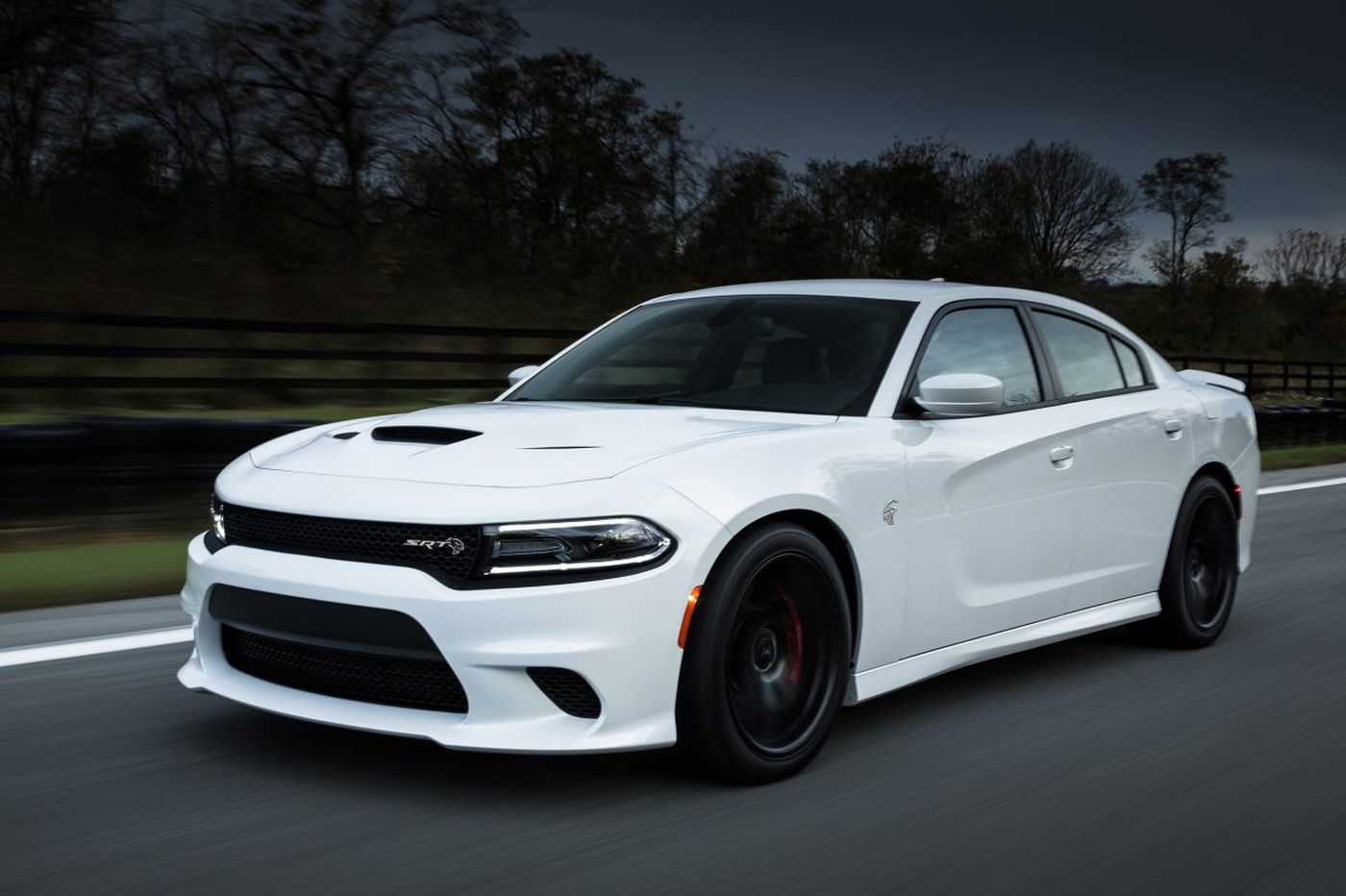 2018 Hellcat Charger >> 2018 Dodger Charger Srt Hellcat The World S Fastest Four Door