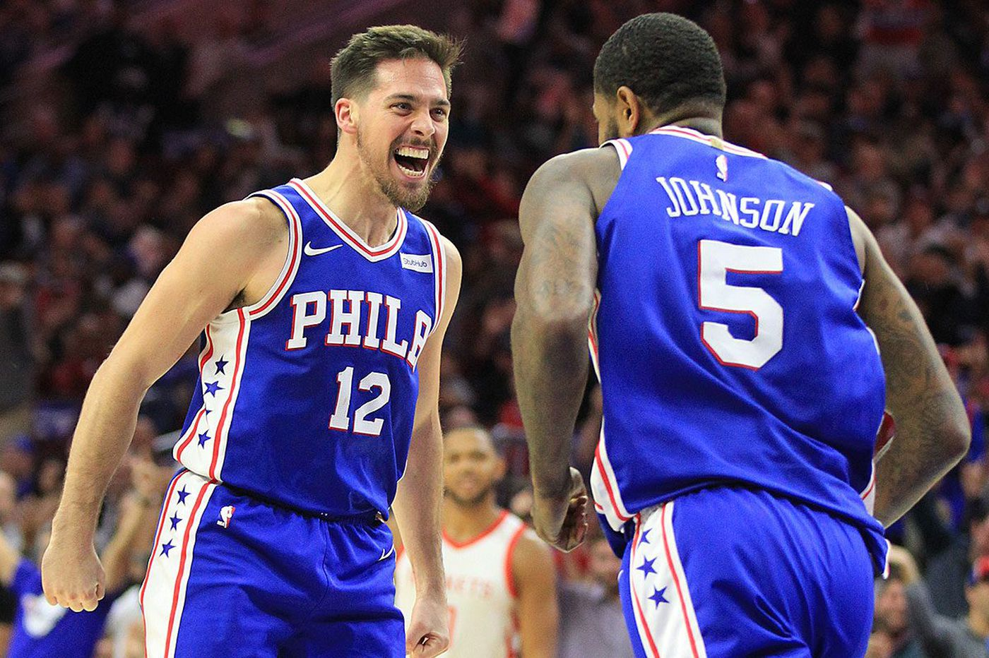 Confident T.J. McConnell thriving in reserve role for Sixers