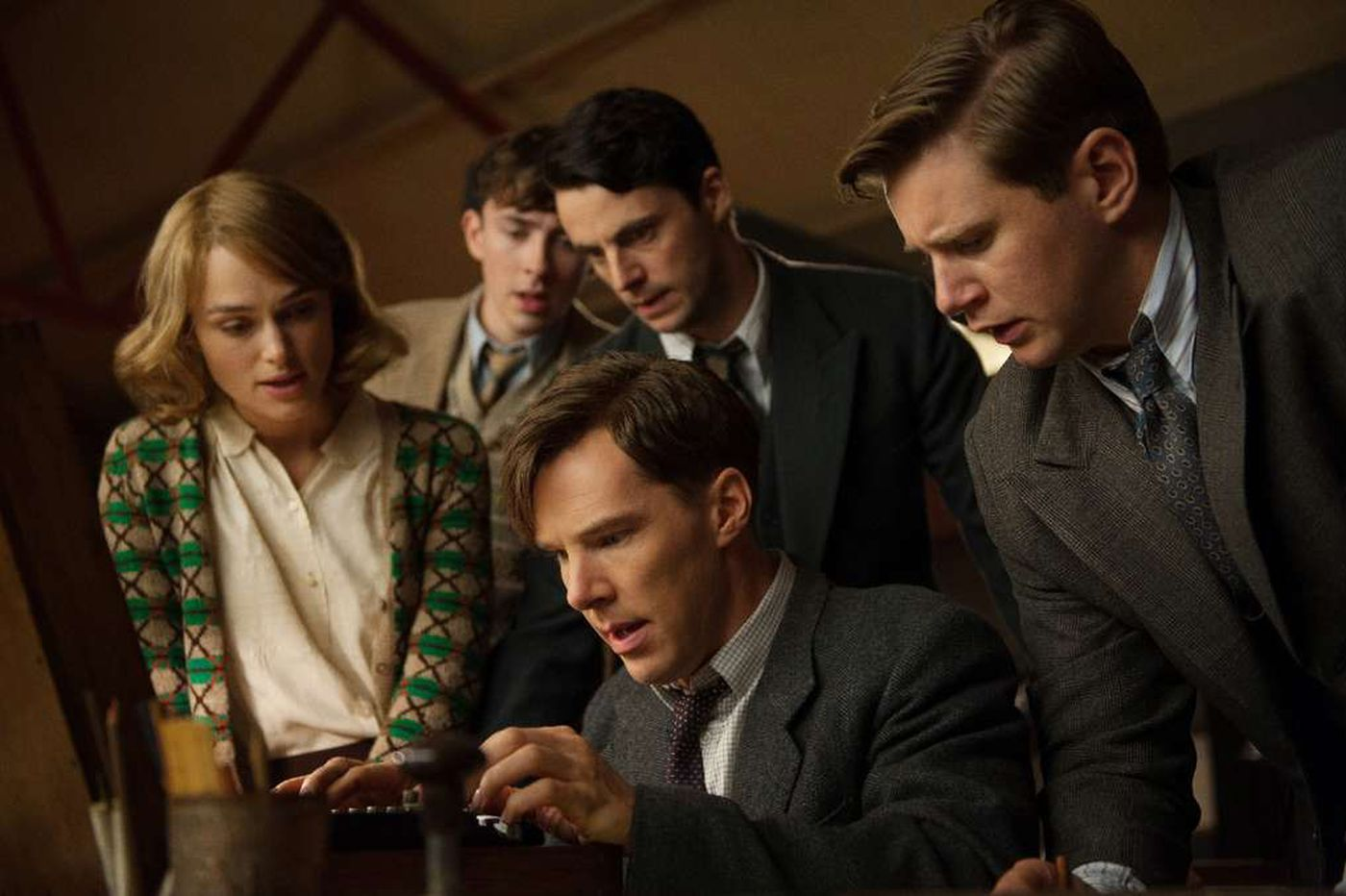 'The Imitation Game' honors wronged WWII hero Alan Turing