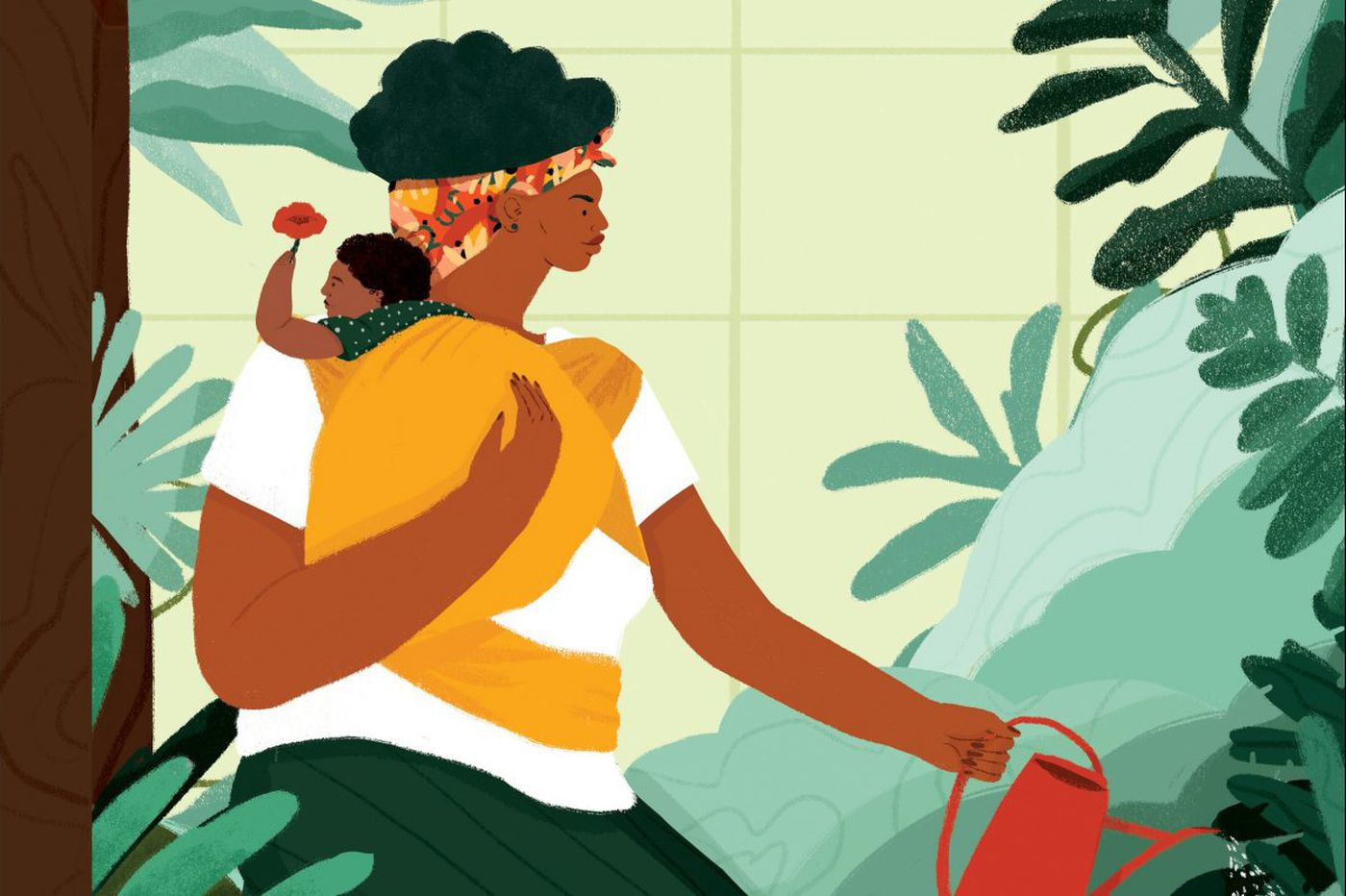 She graduated from UArts only three weeks ago. Now she's illustrating the cover of the New Yorker