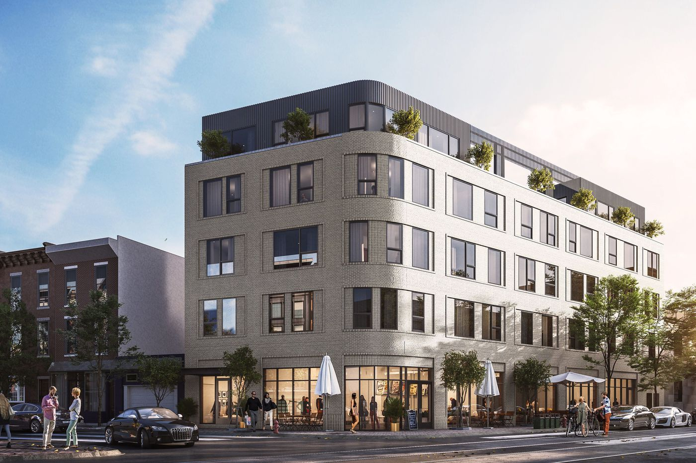 Fishtown project to raise Philly's growing stock of 'co-living' apartments