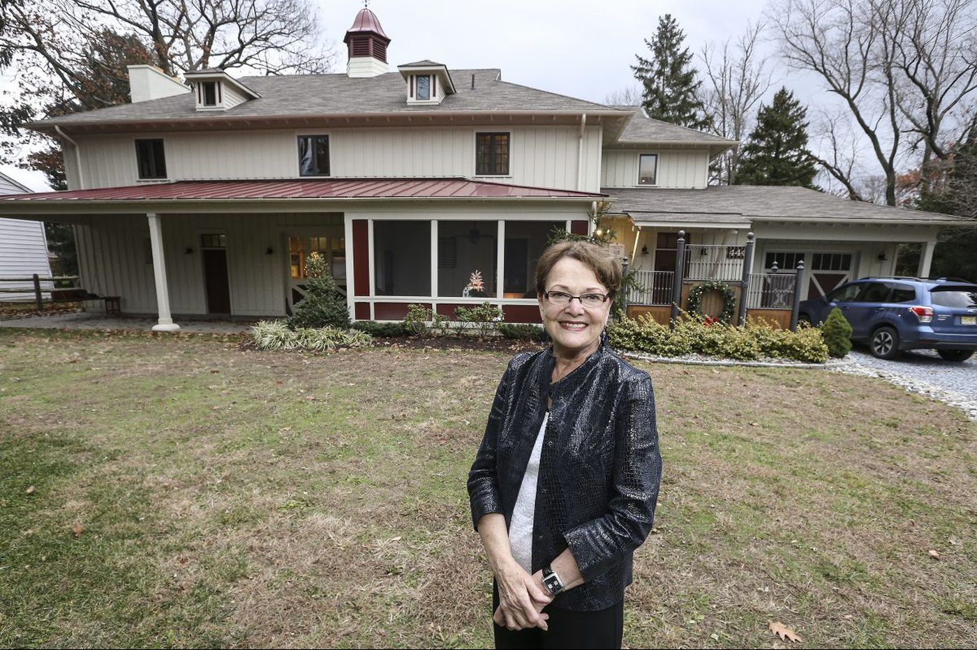 Former Strawbridge stable transformed into cozy Moorestown home
