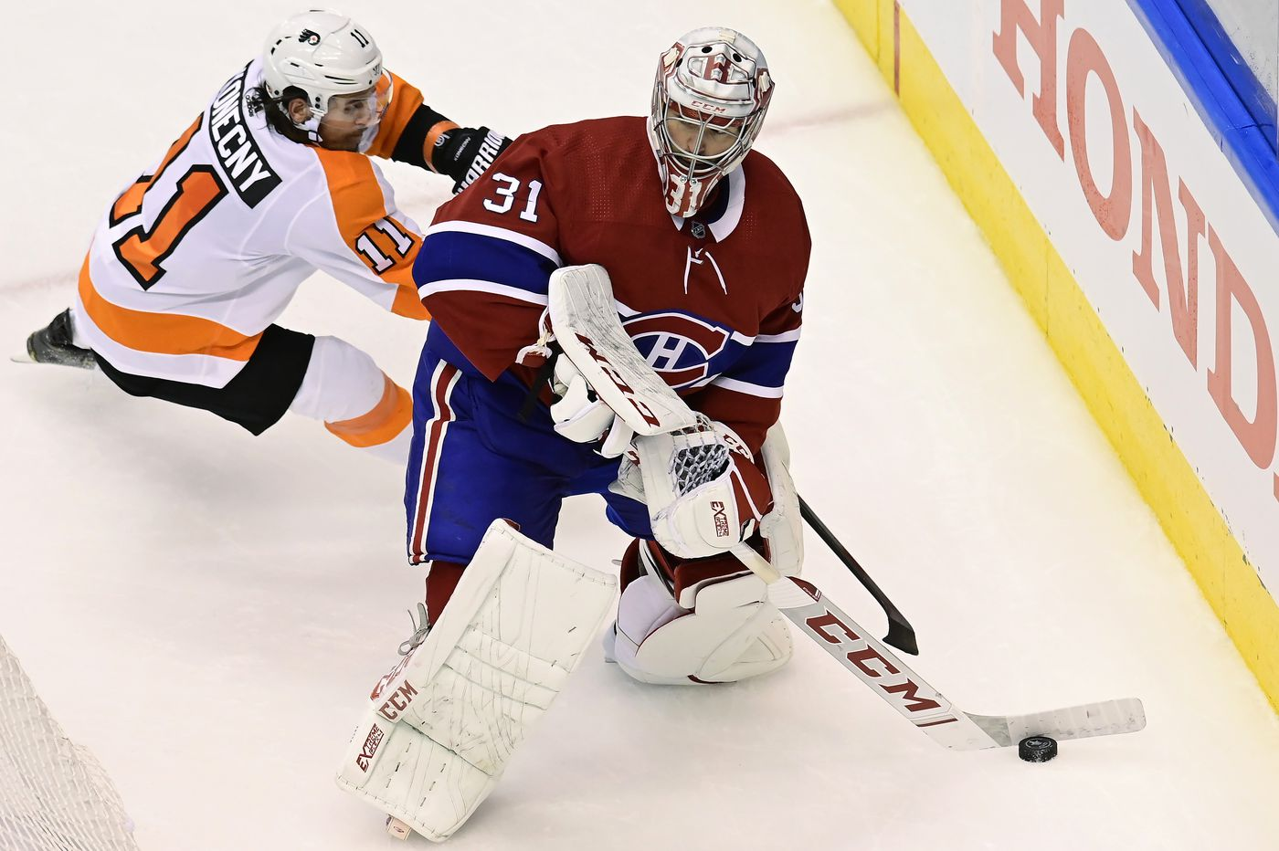 Three keys for Flyers in Game 4 vs. Montreal Canadiens