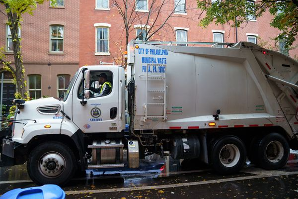Philly's trash truck drivers crashed 2,000 times, avoided discipline, and cost taxpayers millions