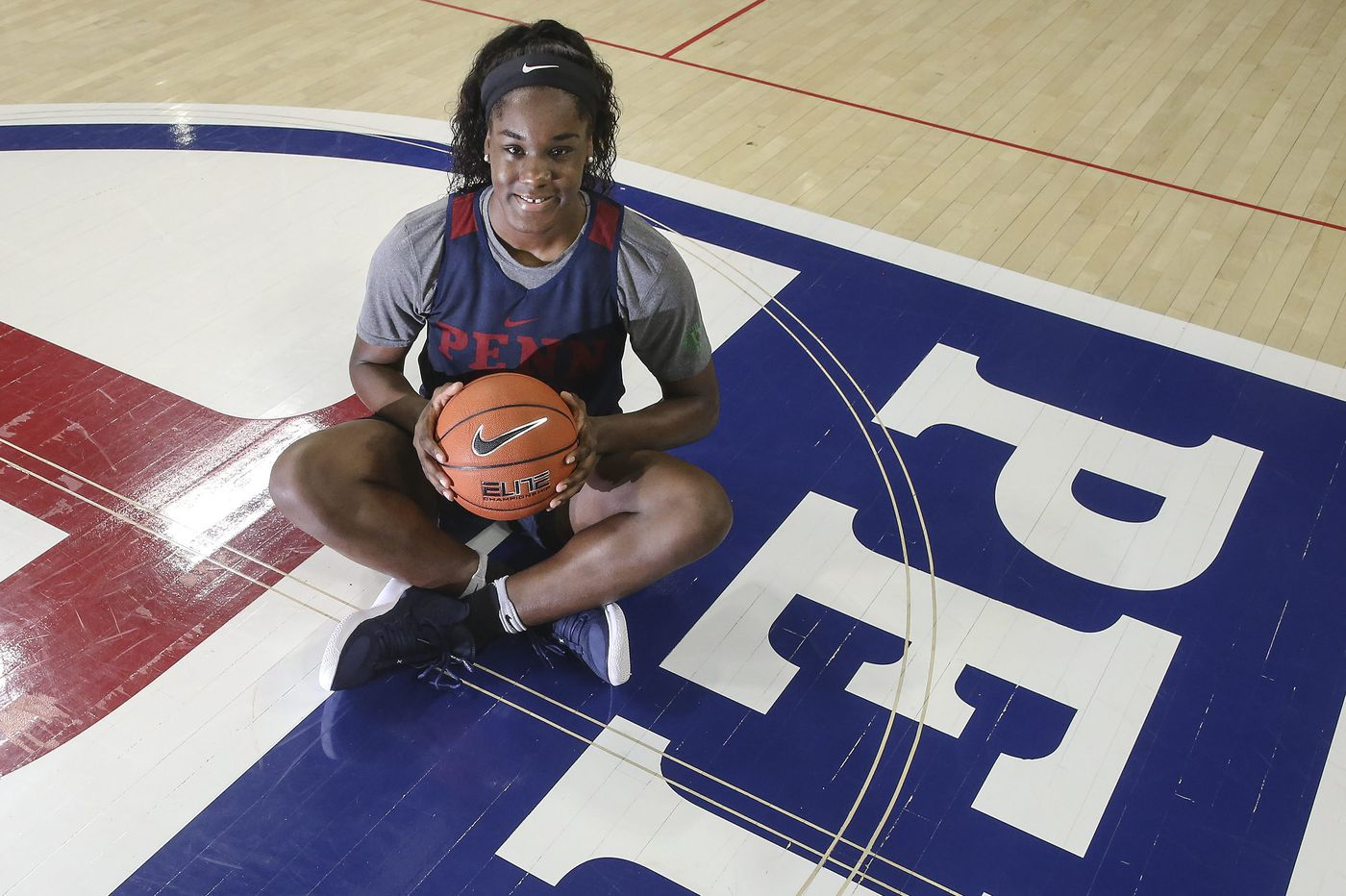 Eleah Parker, fresh off rookie-of-the-year season, is looking to lead Penn women's basketball this year | Season preview