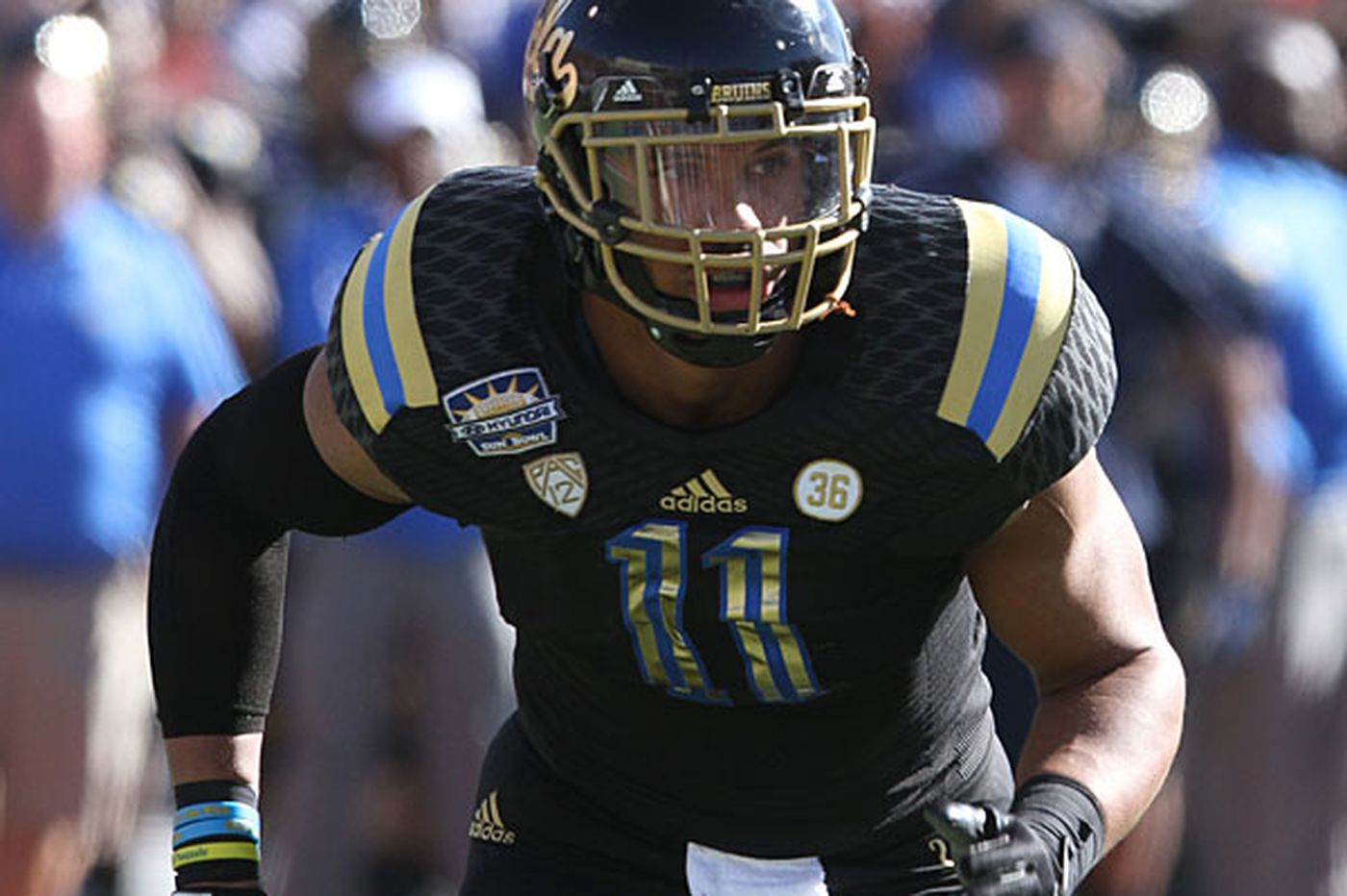 Possible Eagles' draft targets at linebacker