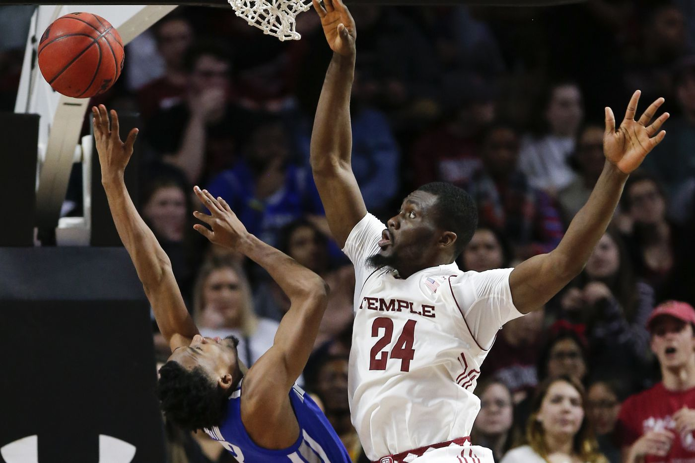 Looking at the AAC basketball tournament through the lens of Temple