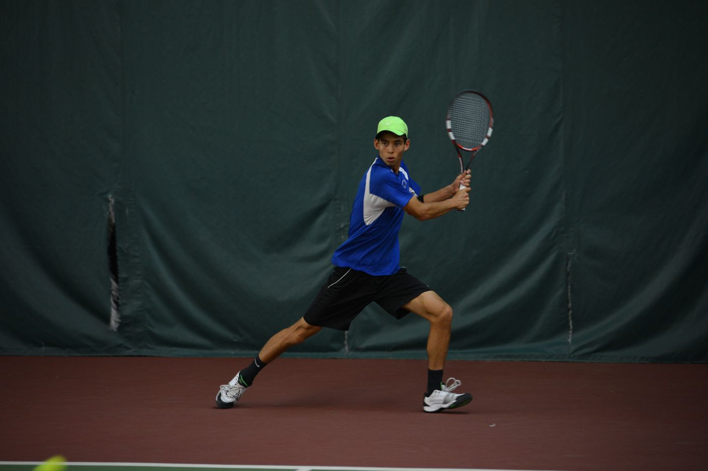 Masterman's Jonathan Nottingham will defend his state tennis title on Friday