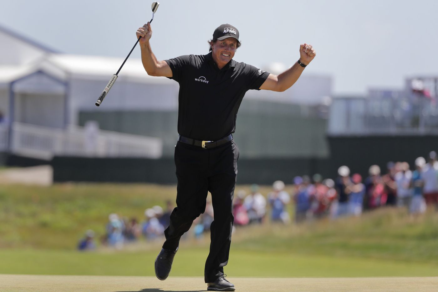 Phil Mickelson hints that he might break the rules again