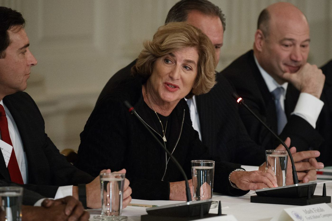 Campbell Soup CEO Denise Morrison retires abruptly as growth plans falter