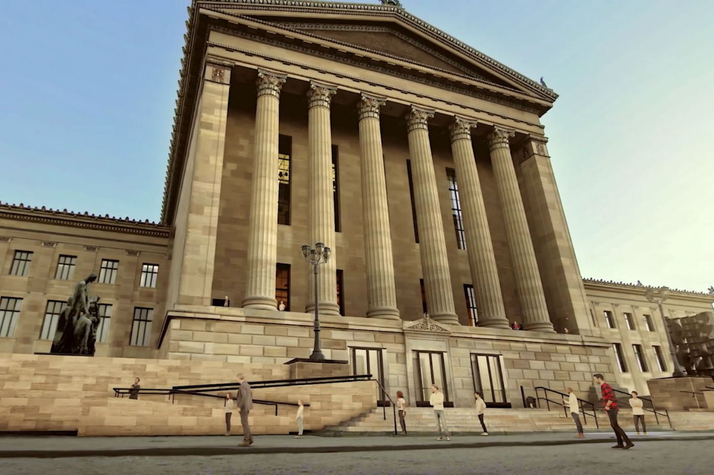 Philadelphia Museum of Art, Temple, and Rendell Center receive NEH grants