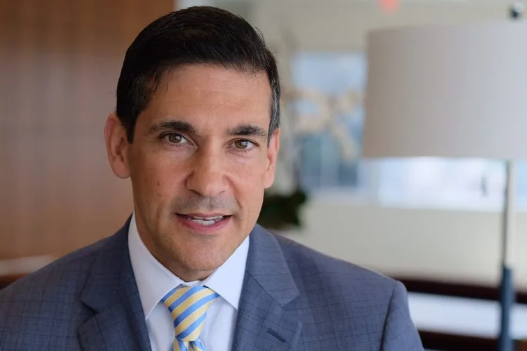 Val DiGiorgio is chairman of the Republican Party of Pennsylvania.
