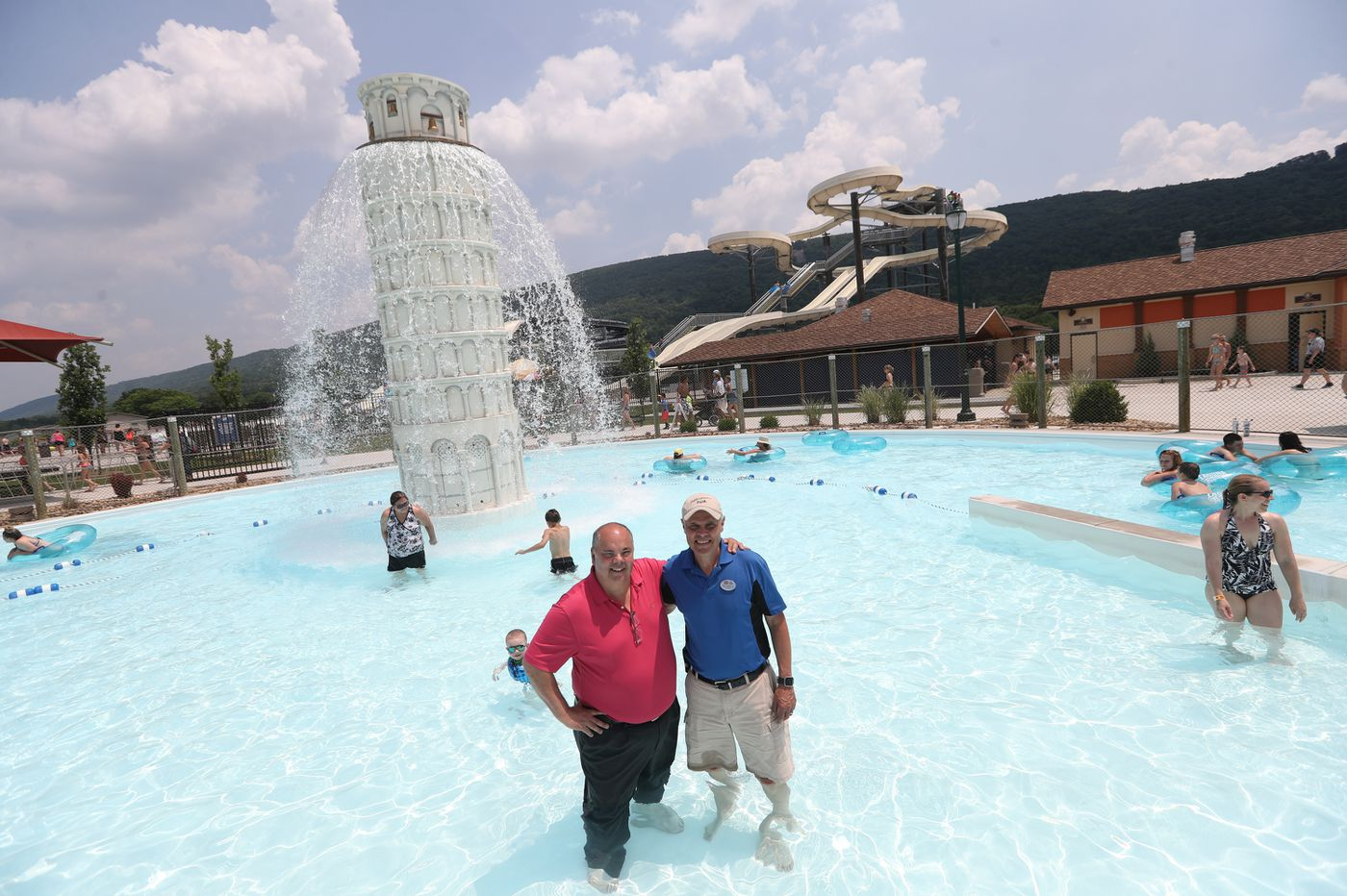 Pisa, pasta sauce, Philly cheesesteaks: DelGrosso's is a Pa. water park fit for a Caesar | Maria Panaritis